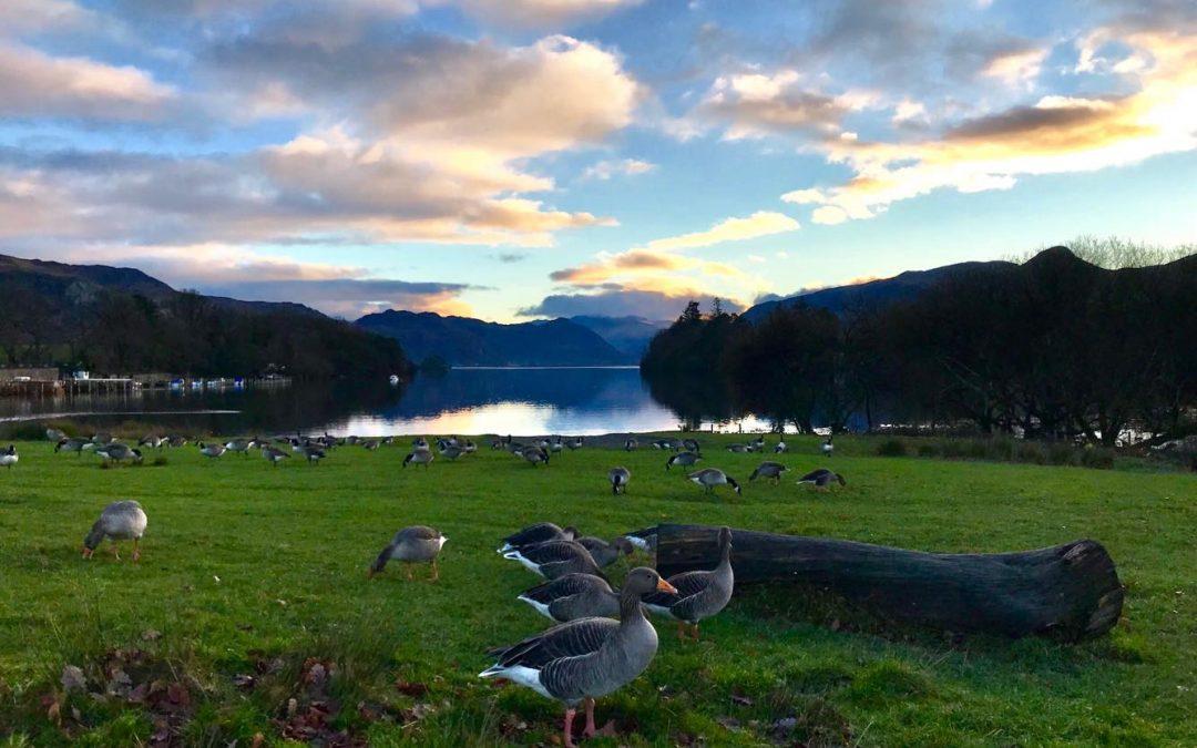 A walk around Lake District