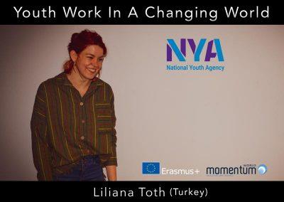 Turkey-Liliana